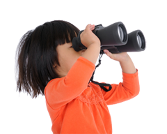 girl binoculars-background copy